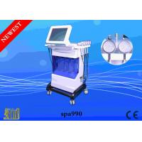 Face Lifting Hydro Microdermabrasion Equipment  With Three Pcs Diamond Wands Handles