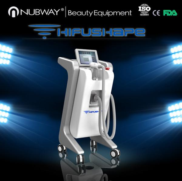 Quality newest and most advanced HIFU slimming Machine for salon ues hot sale for sale