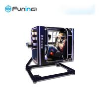 China AC 220 High Return Fly Motion 9D VR Flight Simulator One Player 50 Inch Screen wholesale