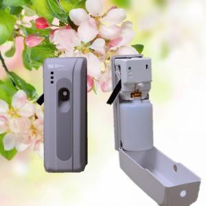 China Bathroom Automatic Refillable Aerosol Perfume Dispenser adjustable aroma intensity elegant design on sale