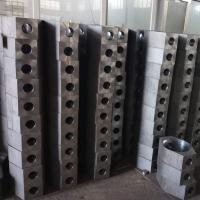 China Petrochemical Industry Steel Parts Sodium Silicate Precision Casting wholesale