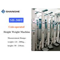 China Coin Operated Body Weight Analyzer wholesale