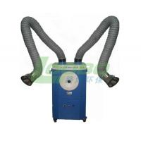Portable Welding Fume Extractor with one or two flexible extraction arms