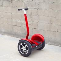 China Red Two Wheel Self Balancing Smart Electric Scooter With GPS Tracking System wholesale