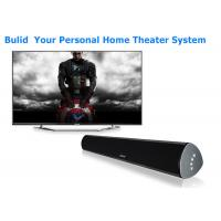 China Powerful Home Theater Virtual Surround Sound Bar for TV with Optical / Coaxial Digital Inputs wholesale