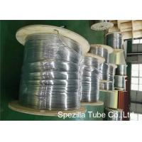 China TP316Ti stainless steel coil tubing heat exchanger,Stainless Steel Cooling Coil Wst 1.4571 UNS S31635 on sale