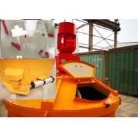 Buy cheap PCCP Water Pipe PMC750 Planetary Cement Mixer , High Chrome Alloy Cement from wholesalers