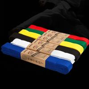 China Wholesale Custom Martial Arts belts solid colour taekwondo belt custom taekwondo belt on sale