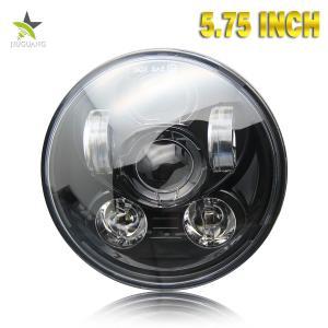 China IP 68 Custom Harley Davidson Led Headlight Aluminum Housing Material on sale