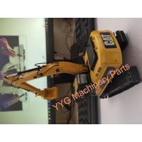China 1:50 Scale Diecast Excavator Model , Mini Bucket Crawler Excavator Toy on sale