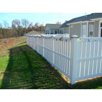 Water - Proof Decorative Outdoor Wood Plastic Composite Fence Boards