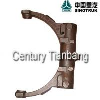 China sinotruk howo trucks spare parts truck gearbox GEAR SHIFT FORK wholesale