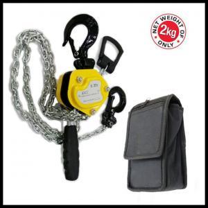 China mini ratchet lever chain block,lever hoist 250kg 500kg 750kg light weight on sale