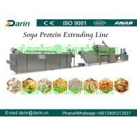 China Continuous & Automatic Soya Extruder Machine wholesale