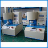 China LCD Display Paper Testing Equipments Burst Strength With Stainless Steel SUS304 wholesale