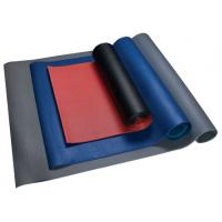 China Eco-friendly PVC Treadmill Floor Mat For Gym Equipment , Anti-Vibration / Anti-skid wholesale