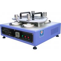 China ASTM D4966 Abrasion Testing Machine , Martindale Fabric Abrasion Tester wholesale