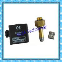 China Aeautel Series Pulse Jet Valves Solenoid Armature Plunger And Coil 24VDC 17w wholesale