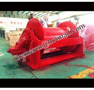 China custom built 8 ton hydraulic winch hoisting hydraulic winch dredger winch marine winch wholesale