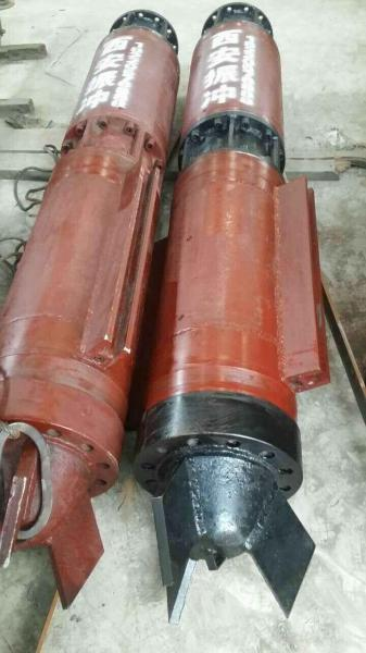 Quality Vibroflot Equipment   used for in situ ground vibration system for sale
