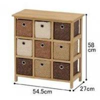 China Living Room Chest Cabinet Wood Storage Drawer Cabinet wholesale