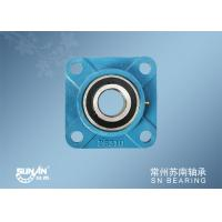China Square Cast Iron Pillow Block Bearing , Agricultural And Mill Bearing UCFS310 wholesale