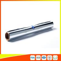 Household Aluminium Foil Roll For Food / Chocolate / Cheese / Butter Wrapping for sale