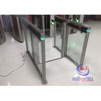 Buy cheap Building Factory Entrance Automatic Speed Gate Turnstile Under 240 Volt from wholesalers