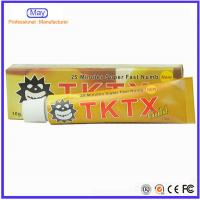Buy cheap NEW TKTX 38% anaesthetic cream numb cream Pain Stop Pain Killer for Permanent Makeup Use & Tattoo Manufacturer from wholesalers