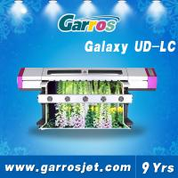China DX5 Eco Solvent Printing Machine Indoor and Outdoor Advertising Printer Galaxy 181LC on sale