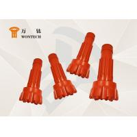 China High Grade Steel Air Drill Hammers And Bits For Rock Blasting / Geothermal Well wholesale