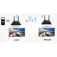 China Wifi 5G HDMI 1080P Video Extender Splitter Support 200m wholesale