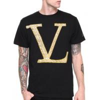 China Beaded latest cotton shirt designs for men luxurious design t shirt wholesale