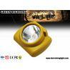 China 198g luz recargable subterráneo de la explotación minera de la radio ligera LED con manera de la carga por USB de la pantalla de OLED wholesale