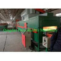 Buy cheap NBR and EPDM pipe and sheet production line with turnkey services from wholesalers
