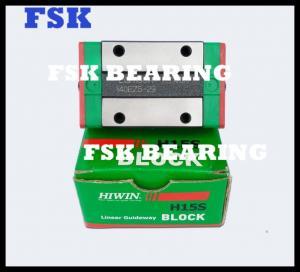China HIWIN EGW15SA , EGW 15CA , EGH20SA Linear Guide Rail Block for Lifting Machine on sale