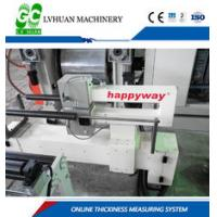 China 3 Phase Bopp Tape Slitting Machine Tension Controller Manual Break Compact on sale