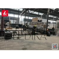 Buy cheap Display For Stage Truss Roof System , Lighting Steel / Aluminum Truss from wholesalers