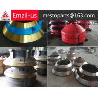 China superior crusher liners wholesale