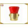 China L'OEM entretiennent les capsules de parfum en métal, couvercles de chapeaux pour les bouteilles en verre wholesale