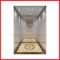 China 1.0 - 1.75m/s High Speed Elevator Machine Roomless Electric Passenger Lift wholesale