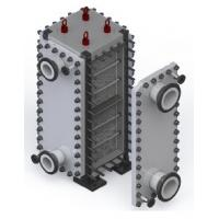 China S S Block Fully Welded Plate Heat Exchanger Customised Design wholesale