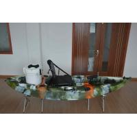 China OEM Single Tandem Fishing Kayak 5mm Hull Thick For Relaxing Outdoor Fishing wholesale