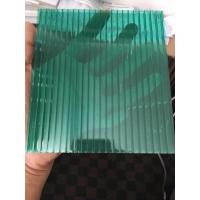 China 2018 Commercial Unbreakable Polycarbonate  Twinwall Hollow Sheet wholesale