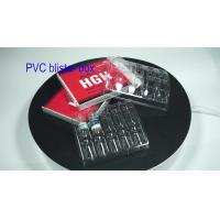 China Glossy Finish Clear Plastic Blister Packaging Boxes For 10ml Vials X 4 Pcs on sale