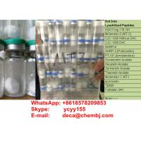 China Melanotan 2 Growth Hormone Peptides UK MT2 Tanning Skin CJC Color Flip Off Caps wholesale