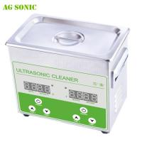 China 3L 40khz 100W Medical Ultrasonic Cleaner With Heater Hospital Medical Equipment Cleaning wholesale