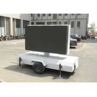 China Full Color P10 Truck Mobile Led Display High Brightness wholesale