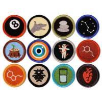 School Badge Pins