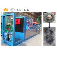 Old Tractor Tire Recycling Equipment , Waste Tire Shredding Equipment